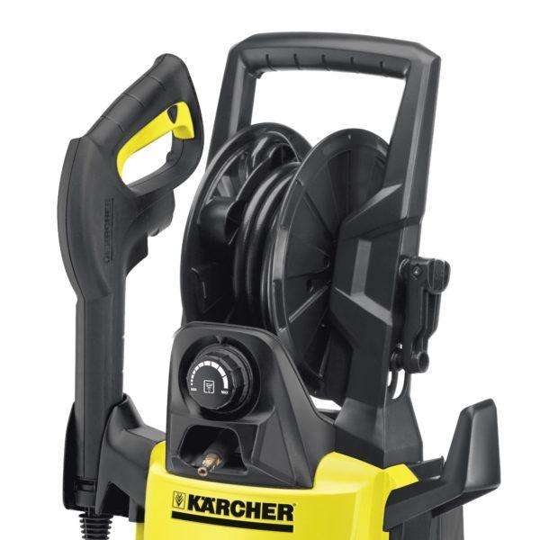 Enrollador Cable Hidrolavadora Karcher K4 Premium