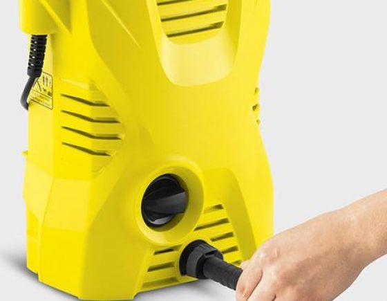 Hidrolavadora Karcher K2 Basic CAR elimina la mugre que se aferra a tu hogar, lo hace de manera rápida, ahorrando tiempo y esfuerzo