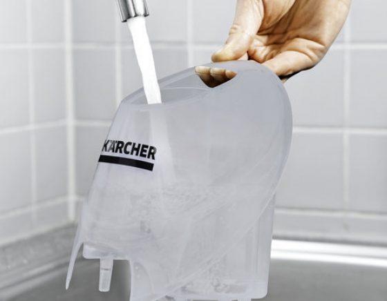 Limpiadora a vapor SC 4 Karcher i