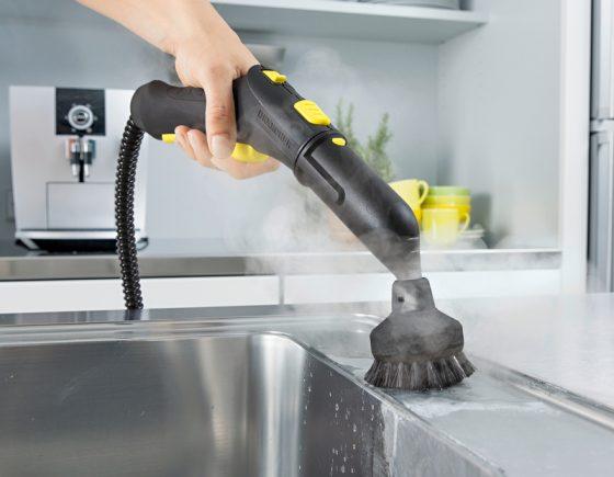 Limpiadora a vapor sc 2 Karcher Cocina