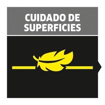 Cuidado superfices K2 ALU